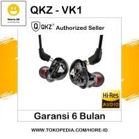 QKZ VK1 HiRes HiFi Stereo Earphone Headset with Mic