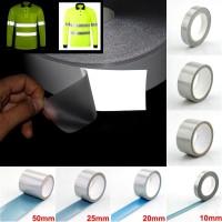 Refletive reflector reflektor fosfor clothes kain reflektif 10mm