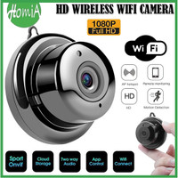 IP Kamera CCTV MINI Spy Camera Wifi Smart Net Cam Aplikasi V380