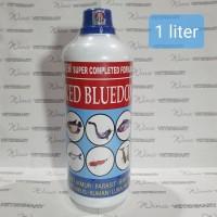 Red Bluedox 1000 ml anti jamur, parasit, bakteri, kuman, luka, kutu