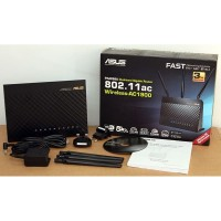 Asus Wireless Router RT-AC68U AC1900 Dual-Band Wi-Fi Gigabit Router