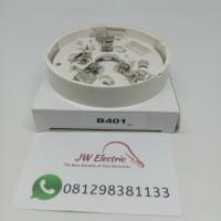 Fire Alarm Base Conventional Detector Notifier B401