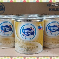 Frisian Flag Susu Kental Manis Full Cream Gold