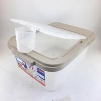 Tempat Beras / Ricebox asvita 10kg