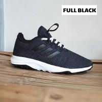 Sepatu Adidas Superflex Cloudfoam Grade Ori Sport Running Pria