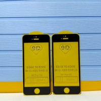 Tampered Glass TG Anti Gores Screen Protector 9D Full Layar iPhone 5S