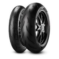 Ban Pirelli Rosso Corsa 120 / 70 - 17 dan 160 / 60 - 17