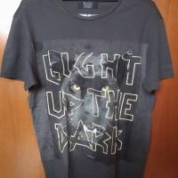 Bershka T Shirt, Grey, Size XS