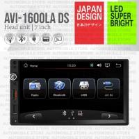 AVI Head Unit Deckless Double Din Universal Mobil Mirrorlink dari