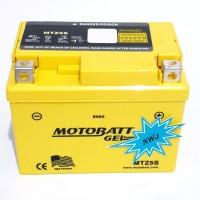 Aki Motor Honda Verza 150 Mega Pro CW MTZ5S GTZ5S GTZ4V YTZ5S YTZ4V
