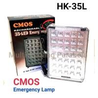 Lampu Lampu Emergency CMOS HK 35 LED Emergency Lamp