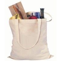 tas kanvas / tote bag / kantong belanja / handbag / tas blacu