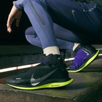 Sepatu Nike Zoom Pegasus Turbo Shield WP Black Volt Premium Original