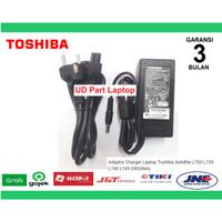 Adaptor Charger ORIGINAL Laptop Toshiba Satellite L700 L735 L740 L745