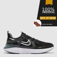 Sepatu Running Original Sepatu Nike Legend React 2 - Black/Cool Grey