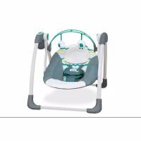 CocoLatte Weeler Deluxe Portable Swing / Ayunan Bayi Elektrik Otomatis