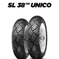 Ban Vespa Pirelli SL 38 Unico & Zeneos Milano 100/80 & 120/70 ring 10