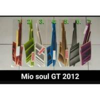 Sticker Stiker Striping Motor Yamaha Mio Soul GT 2012