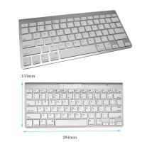 APPLE BLUETOOTH WIRELESS KEYBOARD OEM UNTUK IPAD MAC TABLET PC