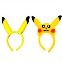 Bando Pikachu Kostum Pikachu Pikacu
