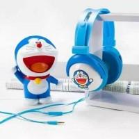 SK - 1 PC ORIGINAL 100% Headset Bando Karakter Doraemon KUALITAS BAGUS