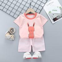 Baju Balita lucu / Kaos Anak / Tshirt Anak BELI 3 Lebih Murah Seri 2 - 62 - piglet, S