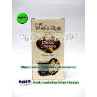 Almond Crispy Choco Cheese Wisata Rasa - 150gr