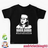 Kaos Anak Habib Bahar Bin Smith Baju Distro Cotton Combed