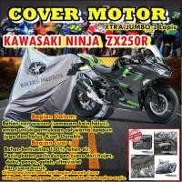 Cover Sarung Selimut Motor Kawasaki NINJA ZX-25R ABS SE
