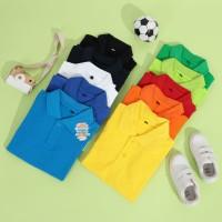 Kaos Polo Shirt Kids Anak Kerah , umur 1-9 tahun S, M, L, XL