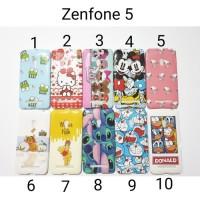 Case Softcase Karakter Asuz Zenfone 5 Case Zenfone5 timbul cewe