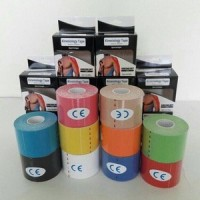 KINESIO TAPE 5M Kinesiologi Athletic Sports Elastic Kinesiology