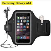 Samsung Galaxy A51 Armband Arm Band Sarung HP Casing Lari Jogging