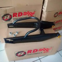 swing arm RD racing for new megapro model stabilizer