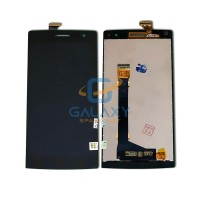 LCD TOUCHSCREEN OPPO FIND 7 X9076 WITH TOUCH SCREEN COMPLETE - Hitam