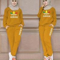 adidas training,baju stelan traning,baju olah raga wanita muslim