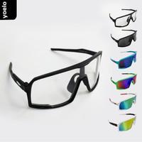 Kacamata Sepeda V2 Sport Sunglasses -Kacamata Gowes Balap MTB Roadbike