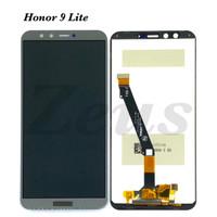 LCD TOUCHSCREEN HUAWEI HONOR 9 LITE - LLD-L21 - LCD TS FULLSET