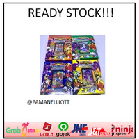 Mainan anak great animal kaiser ultra rare S1- S5 limited edition