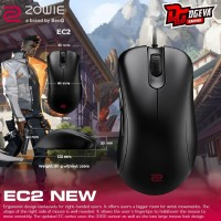 Zowie BenQ New EC2 Gaming Mouse / EC-2 Gaming Mouse