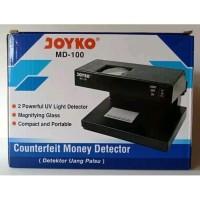 Money Detector Mesin Tes Uang Alat Deteksi Uang Palsu JOYKO MD-100