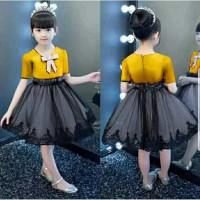 dress anak 2-4 thn/baju pesta/ulang tahun/princess/gaun anak/murah