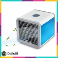 Taffware HUMI Kipas Cooler Mini Arctic Air Conditioner 8W - Blue