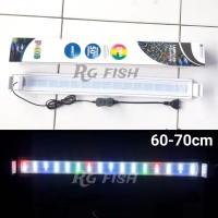 lampu akuarium kandila P600 led aquarium aquascape 60cm-80cm