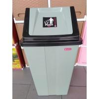 Tong sampah pacific Tempat sampah tutup goyang 42 Ltr