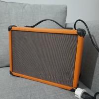 Ampli gitar bisa akustik atau listrik samick korea