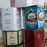Parfum Al Rehab Ar Rehab 6ml Botol Non Alkohol Original Saudi / asli