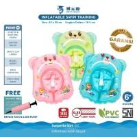DOCTOR DOLPHIN Baby Swim Training / Pelampuing Bayi / Baby Swim Ring