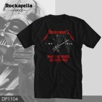 T-Shirt DP1104 Funny STAR WARS Metalica M, L, XL, XXL