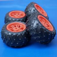 RC Rock Crawler 4WD skal 1:12 Part ban + velg hex 6mm